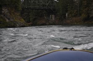Skagit River Boat