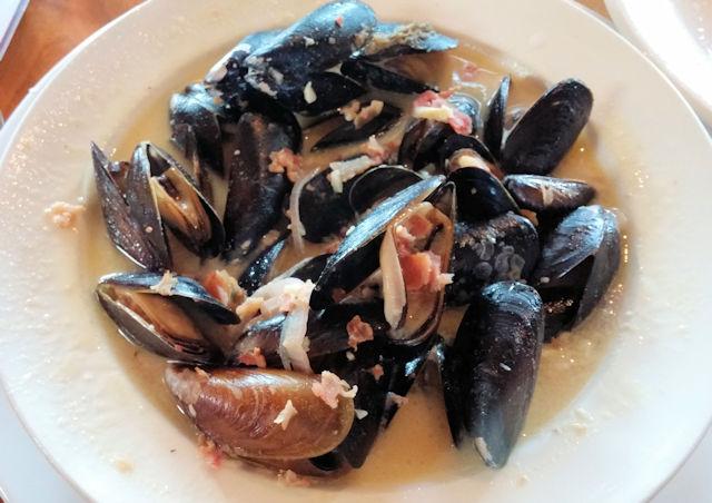 Penn Cove Mussels 72 C